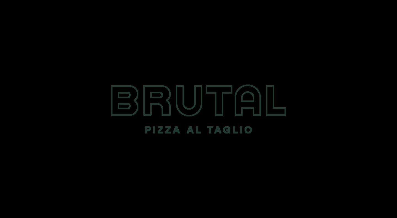 Brutal logo