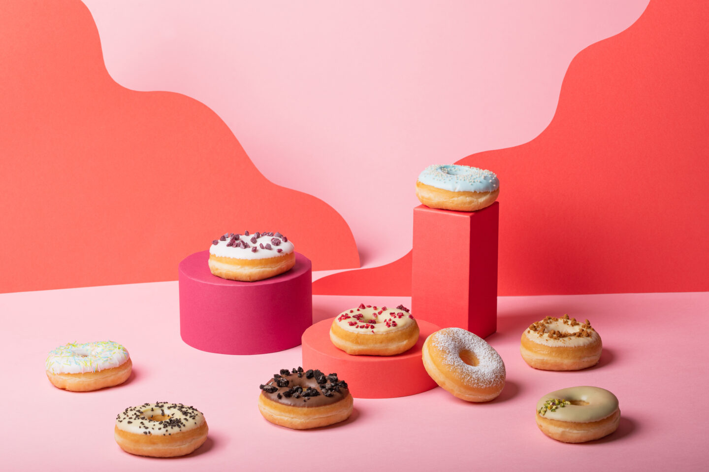 Donut boutique introbeeld