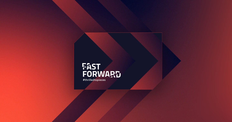 Fast Forward visitekaartjes