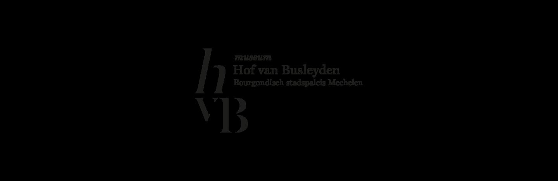 De Barbaren Hof Van Busleyden Mechelen Logo