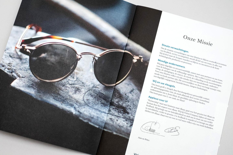 De Barbaren Gent Vision Company Magazine 1