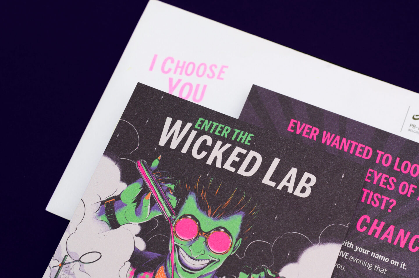 The wicked lab